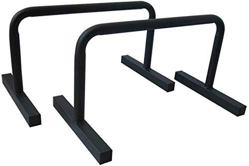 Power Tower Challenger Mini Parallette Bars per Dips & Calisthenics - Barre parallele per costruire l'equilibrio della forza del core e muscoli del braccio e della spalla del tricipite - Attrezzatura