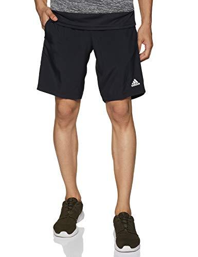 adidas Run It Short PB Pantalones Cortos de Deporte, Hombre, Black, L 7'