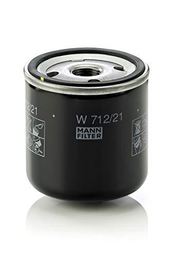 MANN-FILTER Original Ölfilter W 712/21 – Für PKW