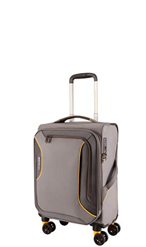 [アメリカンツーリスター] スーツケース キャリーケース アップライト スピナー 55/20 エキスパンダブル TSA 機内持ち込み可 保証付 38L 55 cm 2kg ライトニンググレー