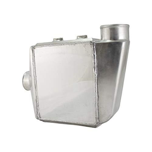 Wassergekühlter Ladeluftkühler Alu 300x400x120mm Wasser LLK Turbo Intercooler
