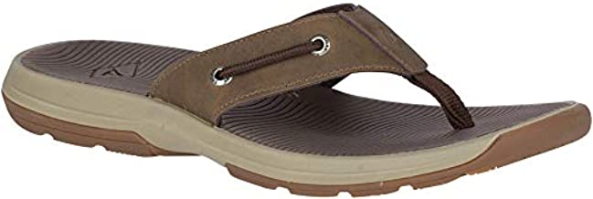 Sperry Warwick Thong Tan 11