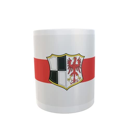 U24 Tasse Kaffeebecher Mug Cup Flagge Helmbrechts