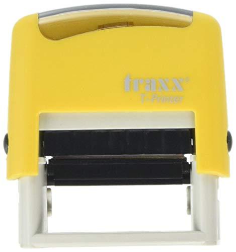 TRAXXT-Printer (ES) - Sello con texto PAGADO (1580)