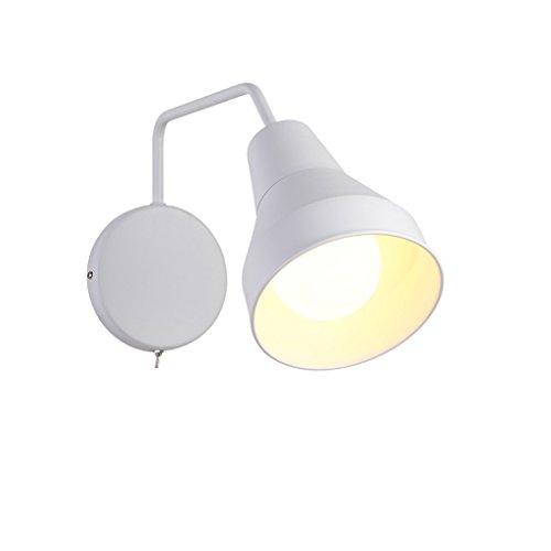 XW LRW minimalistische rotatie modern met schakelaar leeslamp voor studenten in de slaapkamer
