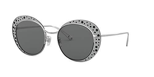 Armani GIORGIO 0AR6079 Gafas de sol, Silver, 52 para Mujer