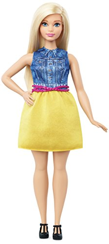 Barbie - DMF24 - Fashionistas 22 - Look Chambray Chic