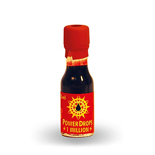 Scovillas Powerdrops, 1Mio Scoville Units, 3ml