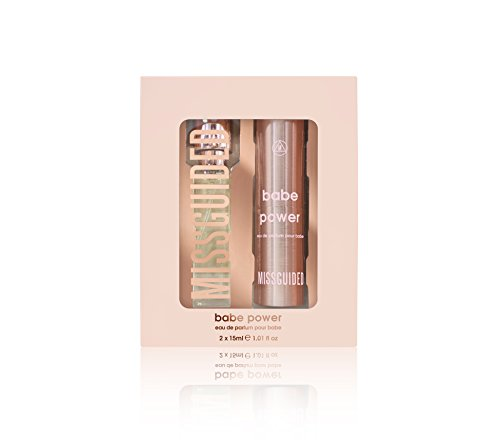Missguided Babe Power Mini Spray Set