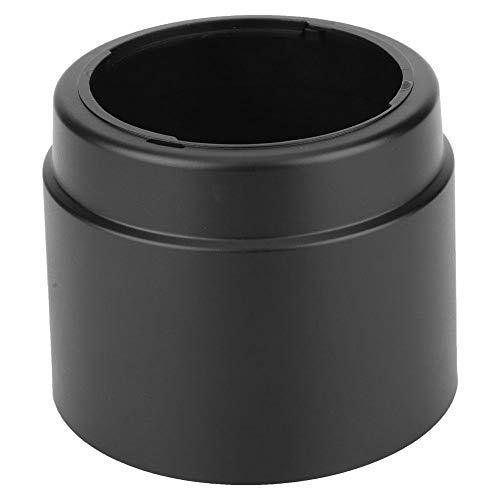 Parasol para lente de cámara, ET-74 Pantalla de plástico portátil para cámara con lente de calidad para Canon EF 70-200mm F/4L IS USM, Parasol para lente ampliamente utilizado en fotografía de luz de