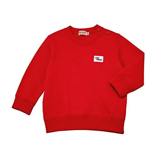 ミキハウス (MIKIHOUSE) トレーナー 10-5603-823 男の子 女の子 130cm 赤 ベビーキッズ子供服 長袖
