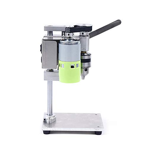 Best Buy! 100-240V MINI Bench Top Mini Drill Press 2 Speed for Wood or Metal Hobby Table Top MiniDri...