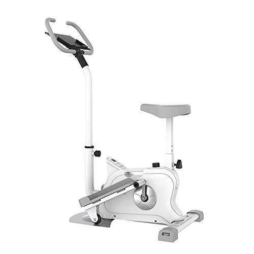WHSS Equipamiento de fitness The New Upgrade Magnetron Steppers - Calorías consumidas en el trabajo - Ver en la televisión el hogar u oficina - Aerobics Ultra-Quiet Equipo de fitness para el hogar