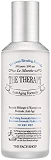 [THEFACESHOP] The Therapy. Hydrating Formula Emulsion Anti Aging Wrinkle Care 130mL/4.3Oz