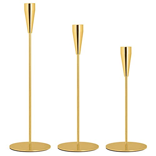 Candelabros Decorativos Dorados candelabros decorativos  Marca Wuudi