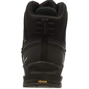 Salewa Alp Trainer Mid GTX Hiking Shoe - Men's Black/Black 8.5