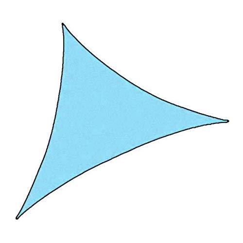 qwertyuio Sonnenschutzmarkise Dreieckige Markisen Im Freien Wasserdichter Sonnenschutz Sonnenschutz Sonnenschutz Gartenpatio Pool Schatten Segel D-2