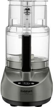 Cuisinart BPA Free 9-Cup Food Processor with Multipurpose Blade that Mix, Chop, Slice, Shreds, Purees and Kneads, Silver/Brushed Stainless Steel
