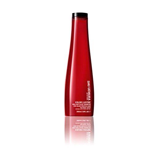 Shu Uemura Color Lustre Shampoo SULFATE-Free 300ML, Negro, Estandar
