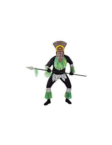 DISBACANAL Disfraz de Africano para Hombre - -, L