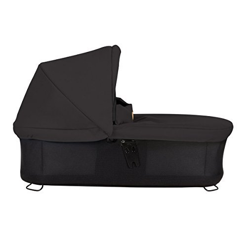Mountain Buggy Urban Jungle/Terrain/+One Carrycot Black by Mountain Buggy