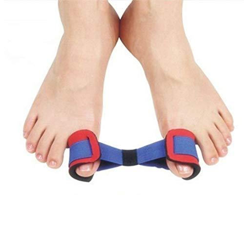 Leneomstore EIN interessantes Gadgets-Produkt Toe Gürtel Hallux Valgus Zehentrenner Big Toe Valgus Übung Band Toe Korrektur Gürtel