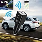 SpyCent USB Tracker Cahrger Look GPS Tracker for Vehicles Call Back Function SMS Control Audio product image