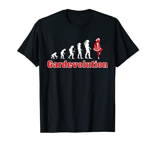 Gardevolution im Gardetanz Fun design als Kostüm im Karneval T-Shirt
