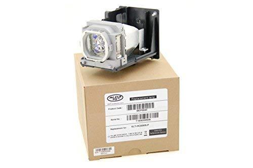 Alda PQ-Premium, Beamerlampe / Ersatzlampe für Mitsubishi HC4900, HC5000, HC5000(BL), HC5500, HC6000, HC6000(BL), HC4900W, VLT-HC5000LP Projektoren, Lampe mit Gehäuse