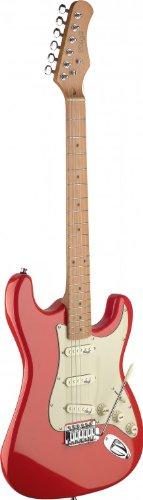 Stagg Guitarra Eléctrica Estilo Vintage