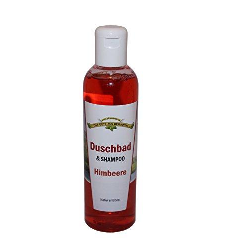 Duschbad & Shampoo Himbeere 250 ml Duschgel