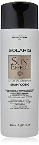 Solaris Sun Effect - Champú aclarante (250 ml)