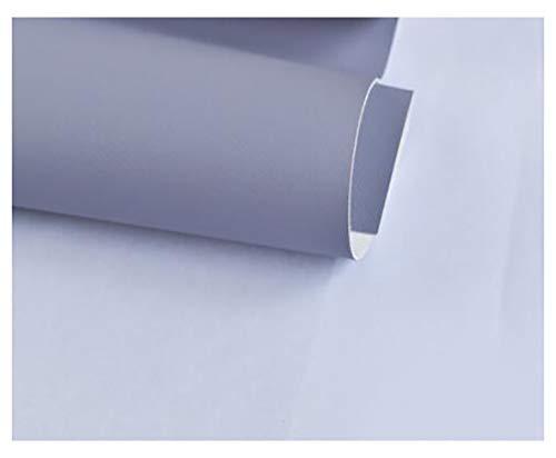 GERYUXA Cuero para Manualidades Suave Tejido de Piel ecológica Ideal para decoración de sofás, sillas, bolsos1,37 m de Ancho Herramienta de Costura de cuero-T17 1.37x1m
