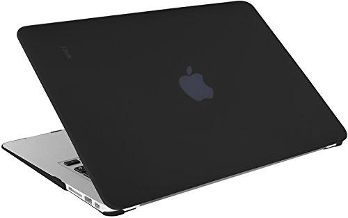 Artwizz 4401-1201 Rubber Clip für MacBook Air (11 Zoll) mit Retina Bildschirm schwarz