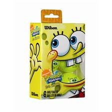 Buy Discount Wilson Spongebob Squarepants Golf Balls