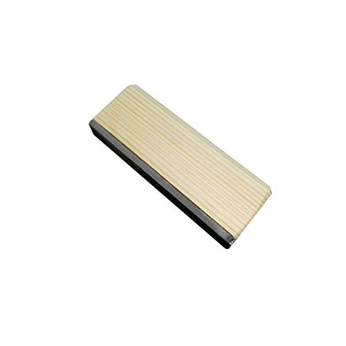 Guitar Fret Crowning Luthier File Hard Maple Iron ijzer gitaarbestand, gitaar slijpen Smalle Dual Edge Tool Instrument-benodigdheden