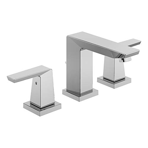 Symmons SLW-3632-CX-1.5 Duro Widespread 2-Handle Bathroom Faucet in Polished Chrome (1.5 GPM)