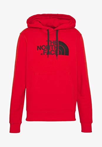 The North Face Light Drew Peak Kapuzenpullover für Herren, Rot XL