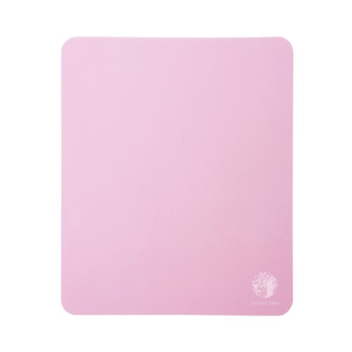 サンワサプライ ベーシックマウスパッド バイオレット natural base MPD-OP54V 1個