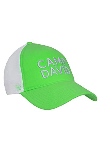 Camp David Herren Trucker Cap mit 3D-Stickerei