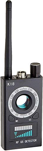 Anti-Spy-RF-Signaldetektor Bug-Detektor-Kamera-Finder-Scanner für GPS-Tracker-Abhörgerät