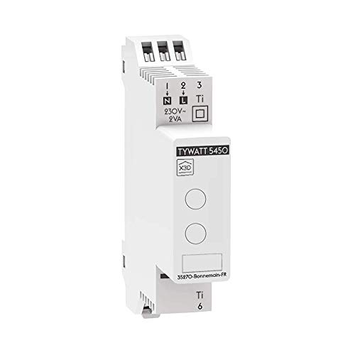 Delta Dore sensor para controlar el consumo eléctrico Tywatt 5450-6110042