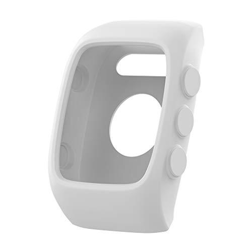 Ixkbiced Sports Smart Watch Funda Protectora de Silicona Funda Protectora para Reloj Polar M400 M430