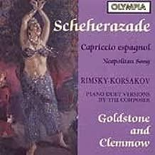 Rimsky-Korsakov: Scheherazade / Capriccio Espagnole / Neapolitan Song (Piano Duet Versions By The Composer)