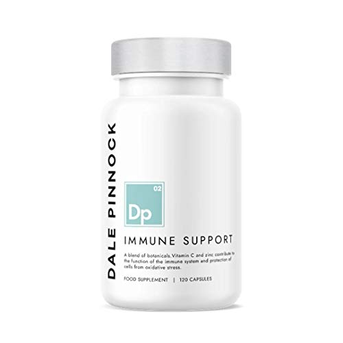 Immune Support - Supplements to Support a Healthy Immune System – 120 Capsules