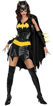 Da donna Batgirl Rubies Costume Costume Adulto Sexy Superhero