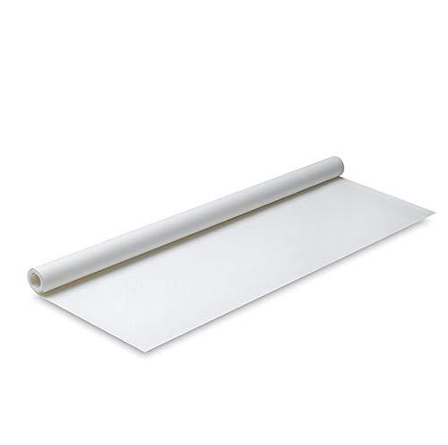 ZADAWERK® Seidenpapier - 0,7 x 10 m - Weiß 2 Rollen