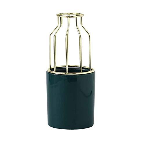 Dosige Succulente Planteur Pot De Fleur Pot en Céramique Table De Bureau Windowsill Plante Intérieure Décor Jardin Balcon