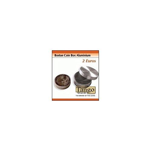 TANGO Boîte Boston Aluminium 2 Euros