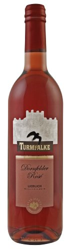 Turmfalke Dornfelder rosé Qualitätswein Rheinhessen (6 x 0.75 l)